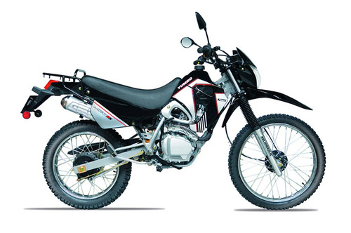 motos yumbo dakar dk 125 s