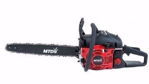 motosierra 54cc espada 20 pulgadas mtd mcs-5520