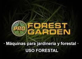motosierra forest garden