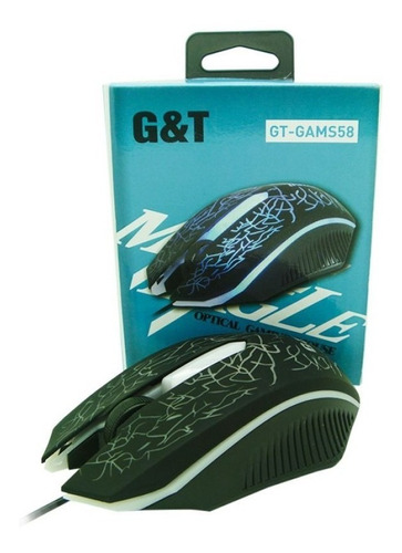 mouse gamer greentree cableado