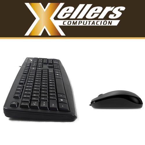 mouse genius kit teclado