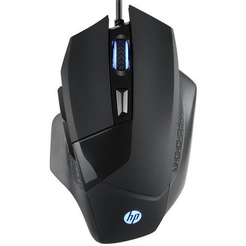 mouse optico hp gaming usb g200 negro