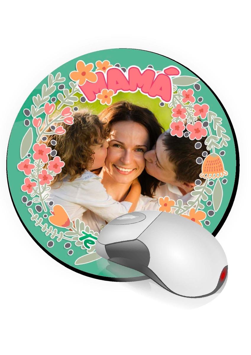 5e07415fb mouse pad personalizados regalo dia de la madre con fotos. Cargando zoom.