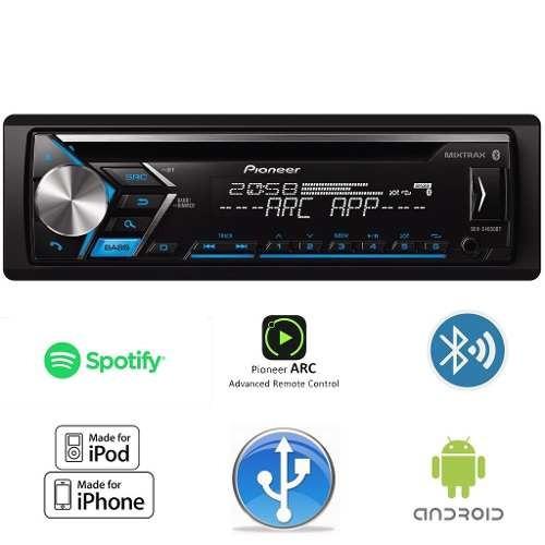 mp3 auto radio pioneer
