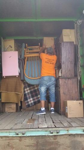 mudanzas de casas completas
