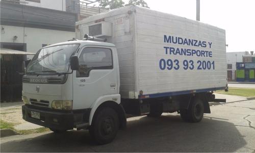 mudanzas fletes transportes
