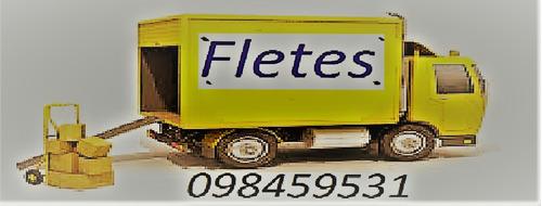 mudanzas fletes ya  traslados  transporte barato sosas