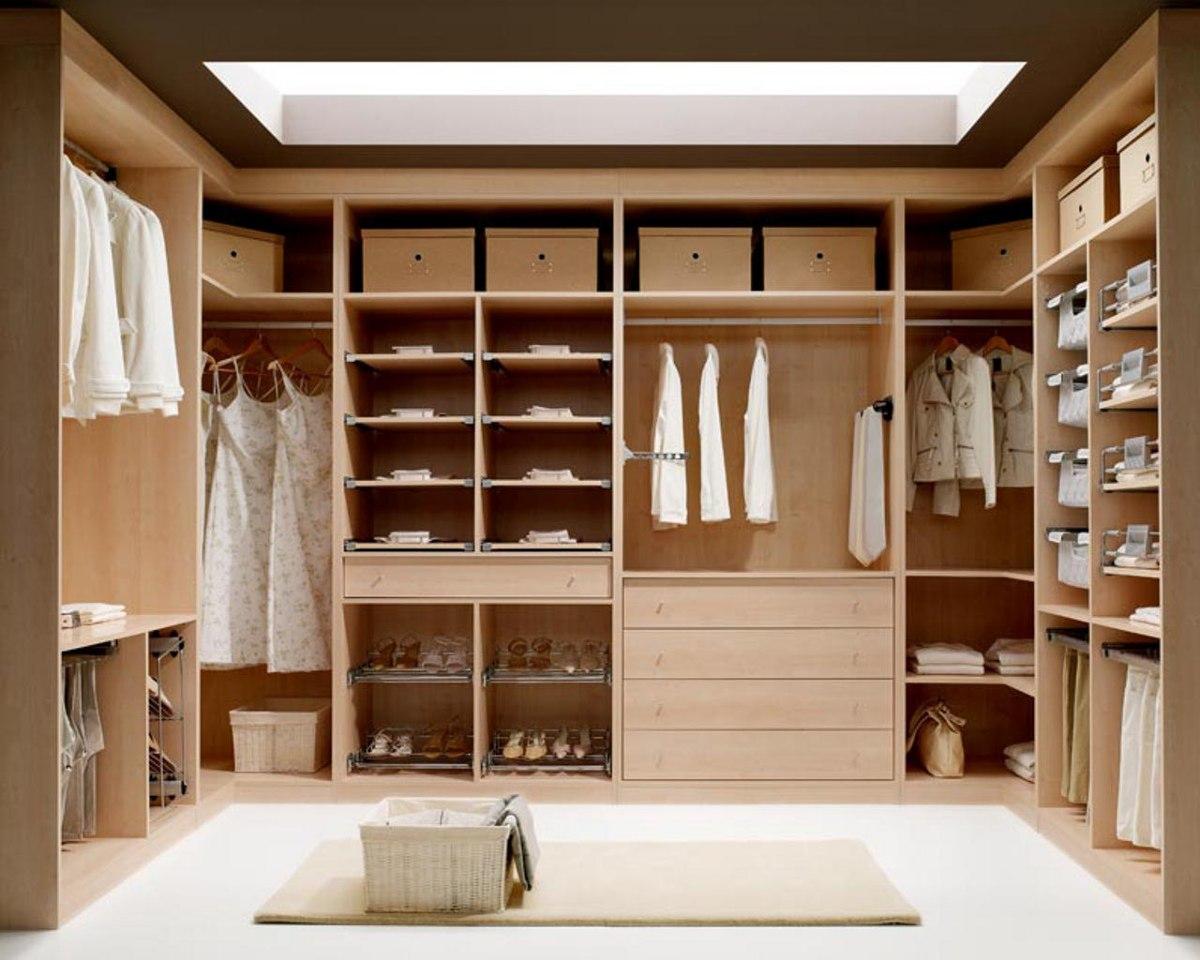 Mueble A Medida Placar Ropero Vestidor Mostradores Comercios - Modelos-de-vestidores
