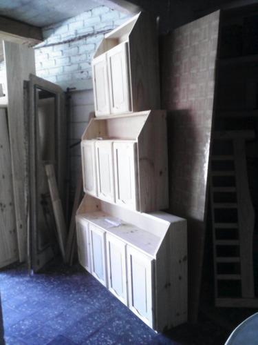 mueble aéreo de 3 puertas