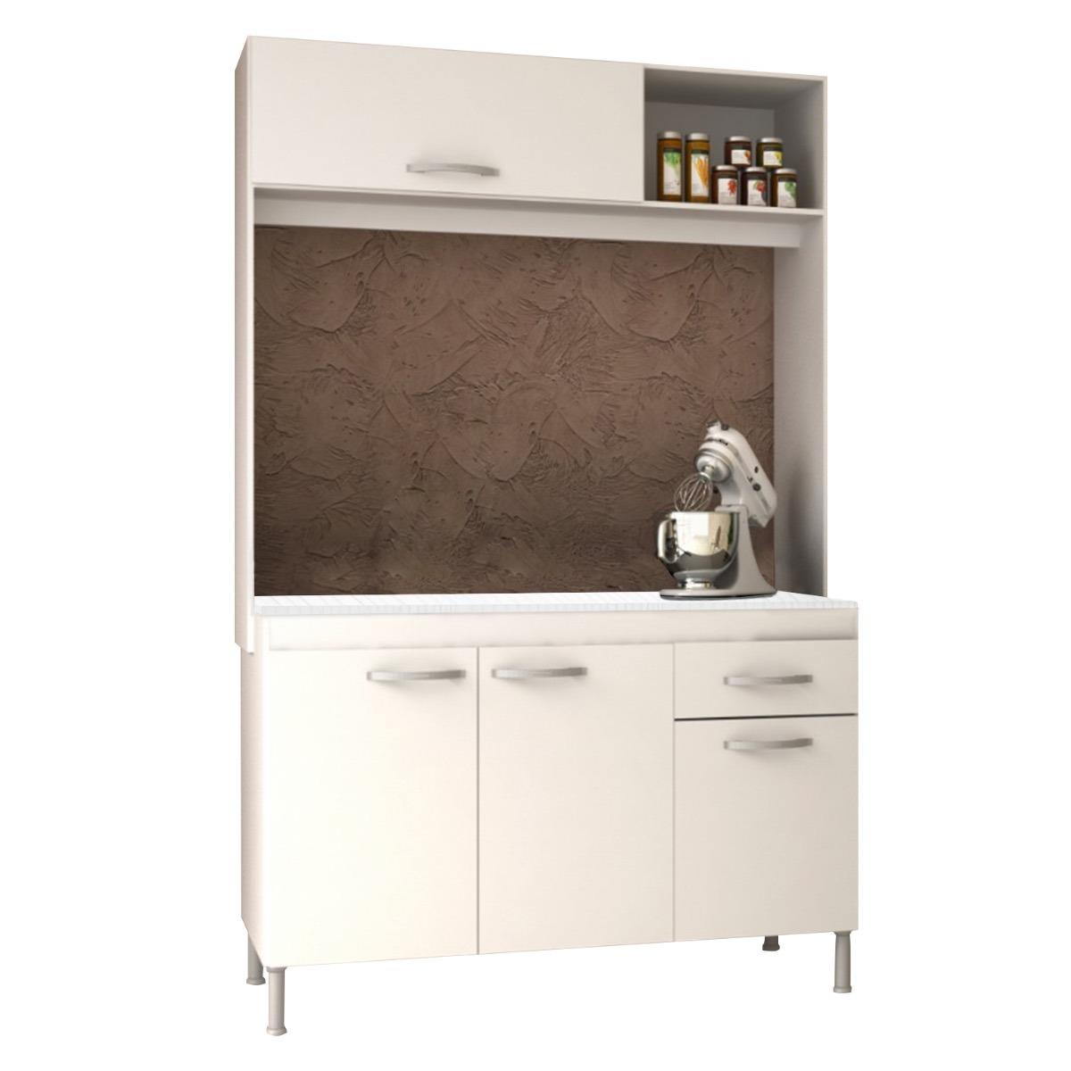 Mueble Alacena Kit De Cocina Compacta Multimuebles - $ 3.100,00 en ...