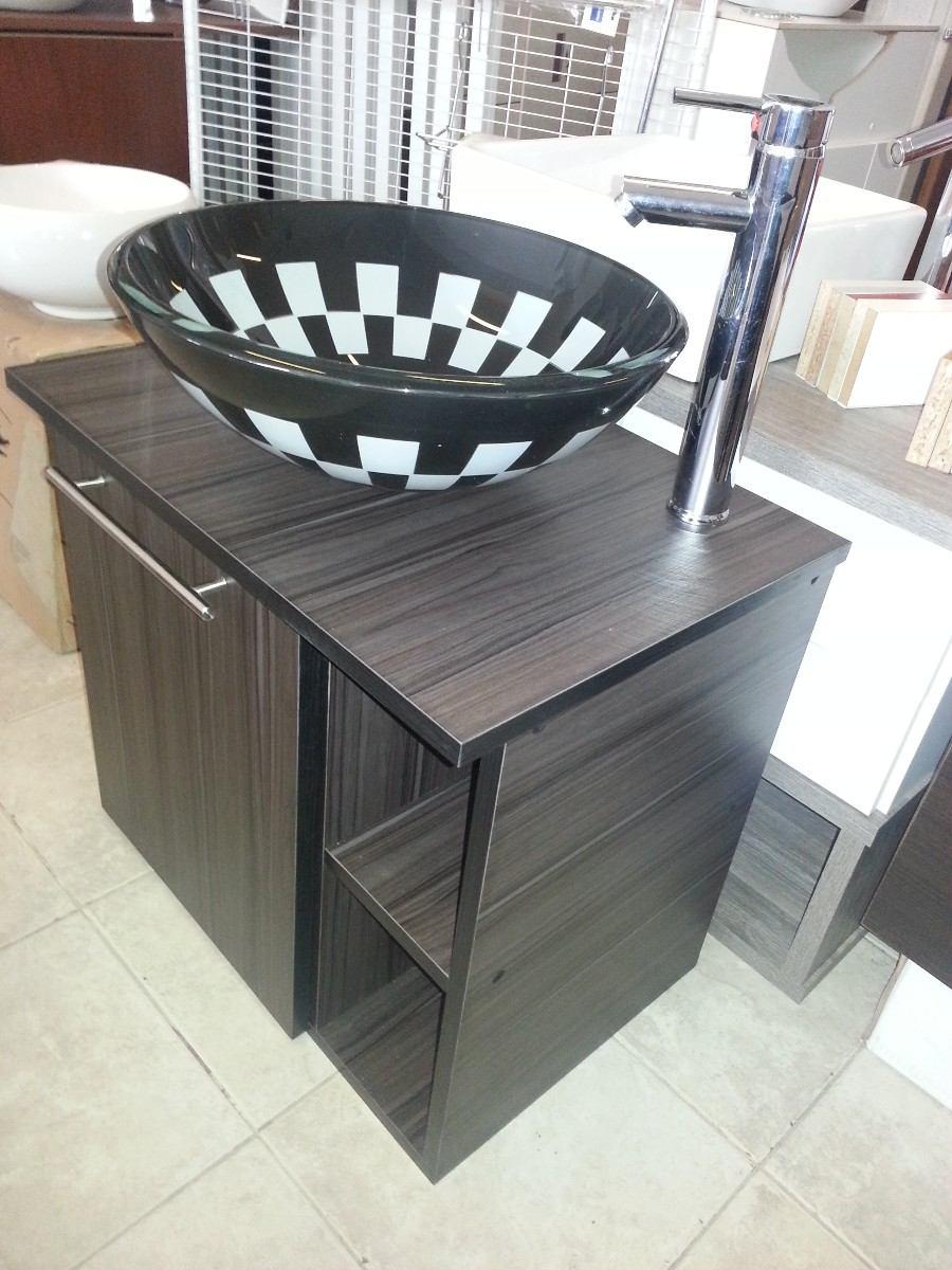 Mueble de ba o bachas piletas griferias muebles de for Mueble de cocina con pileta