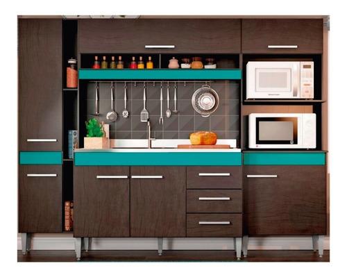 mueble cocina amoblamiento completo 2205