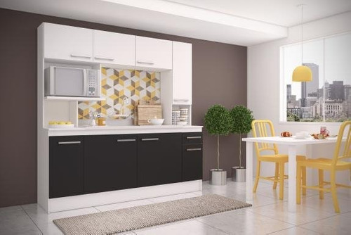 mueble cocina compacta napoles 1 cajon sensacion