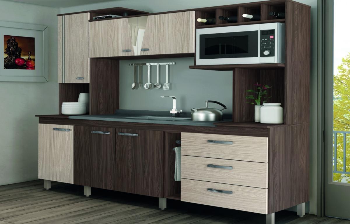 Mueble Cocina Grande Aurora... Envio Gratis!!! - U$S 199,00 en ...