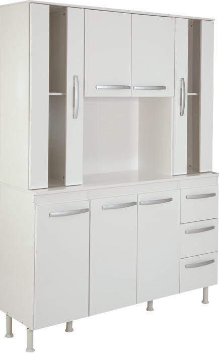 Mueble Cocina Kit De Cocina Cristalero Mueble Divino - $ 3.295,00 en ...