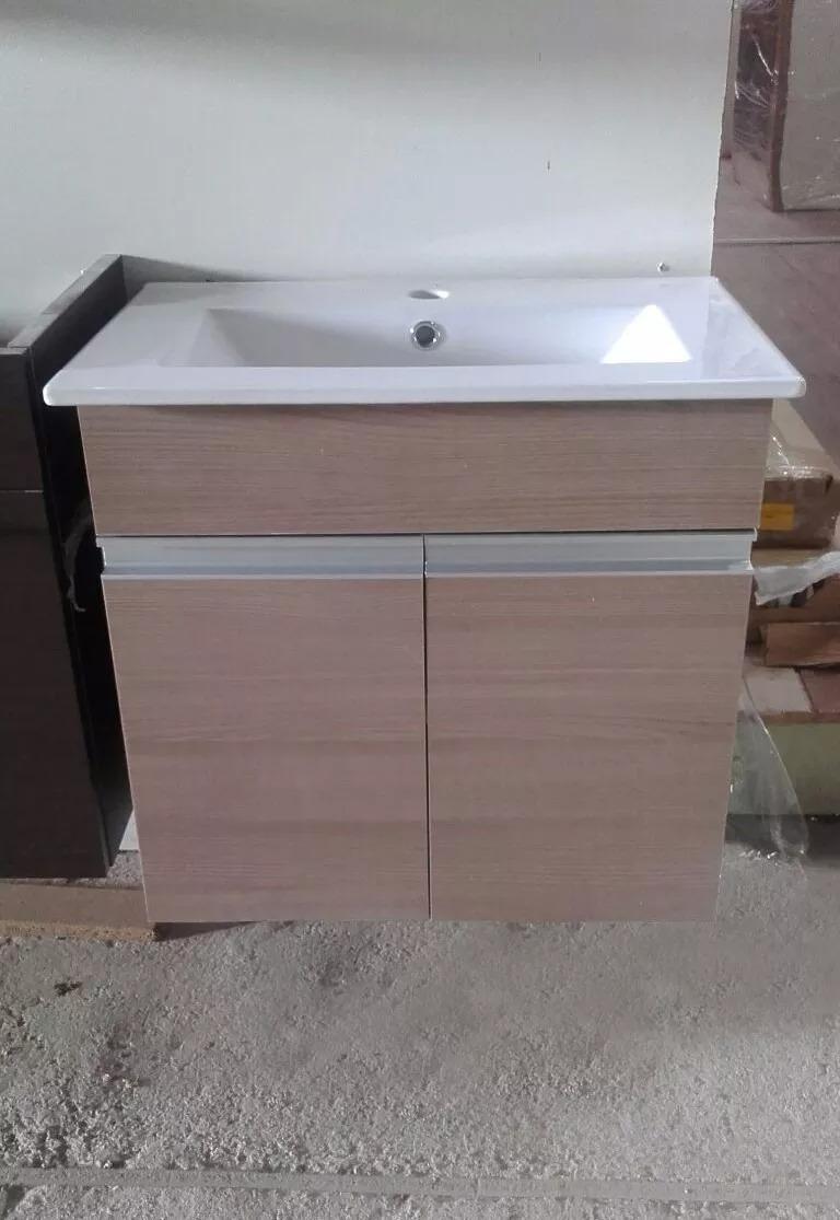 Mueble colgante para ba o 0 60 cm en for Muebles colgantes para banos pequenos
