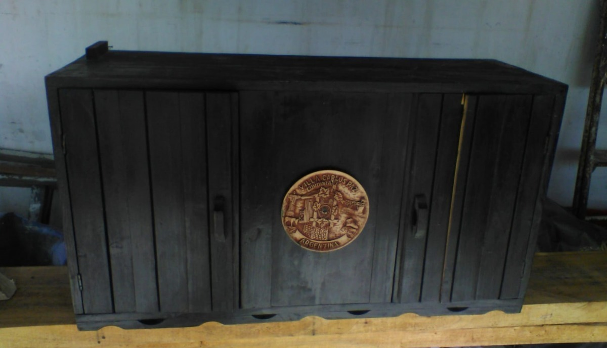 Mueble De Cocina, Madera Maciza - $ 999,00