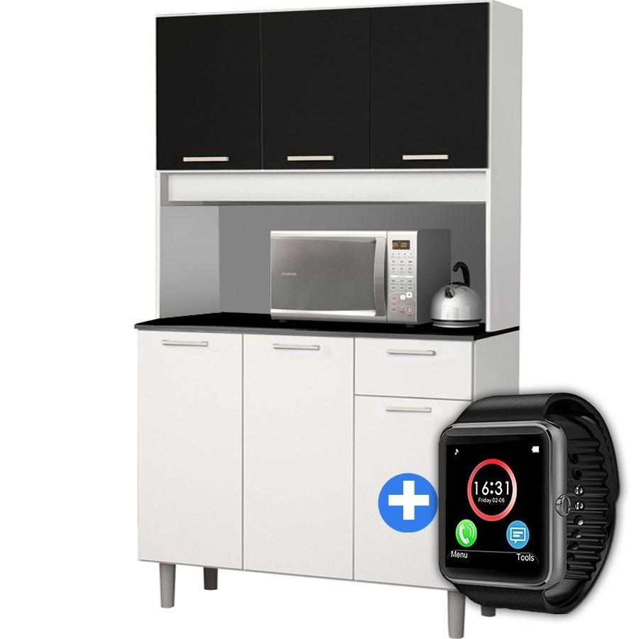 Mueble De Cocina Modular Kit 6 Puertas Estantes + Regalo - $ 2.099 ...