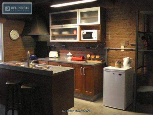 muebles, 1 dormitorio vista parrillero garage cw7988