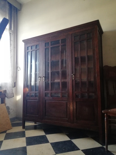muebles antiguos en roble