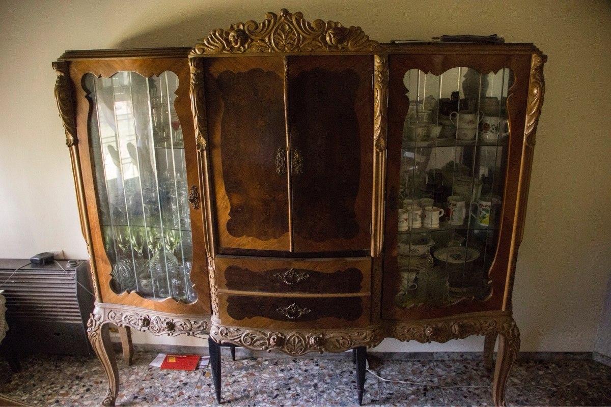 Muebles antiguos luis xv estilo franc s 1 00 en mercado libre - Muebles estilo antiguo ...