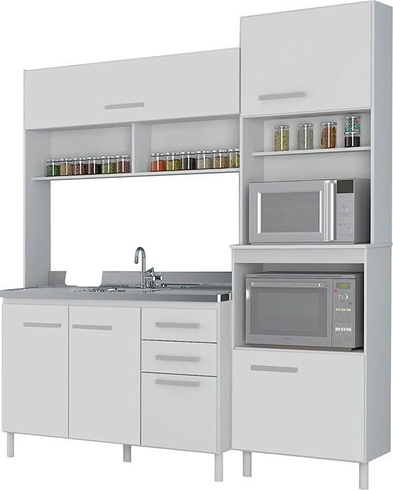 Muebles Cocina Compacta Kit Cocina Aereo Divino - $ 4.980,00 en ...