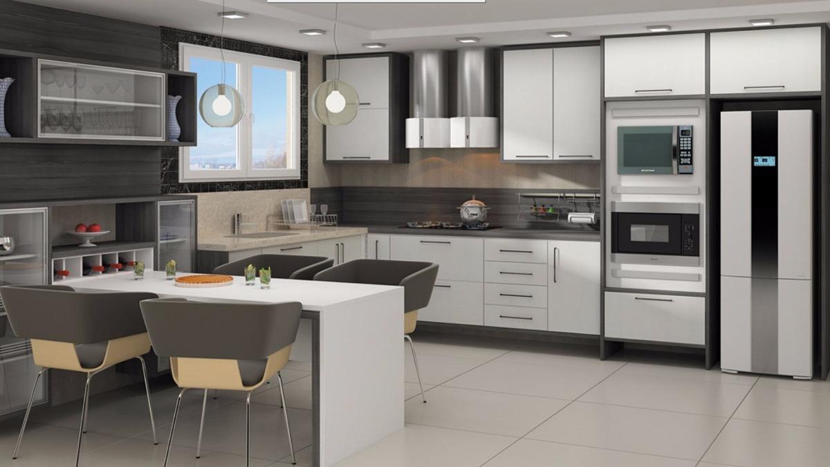 Muebles De Cocina A Medida Entrega Inmediata , Diseño 3d