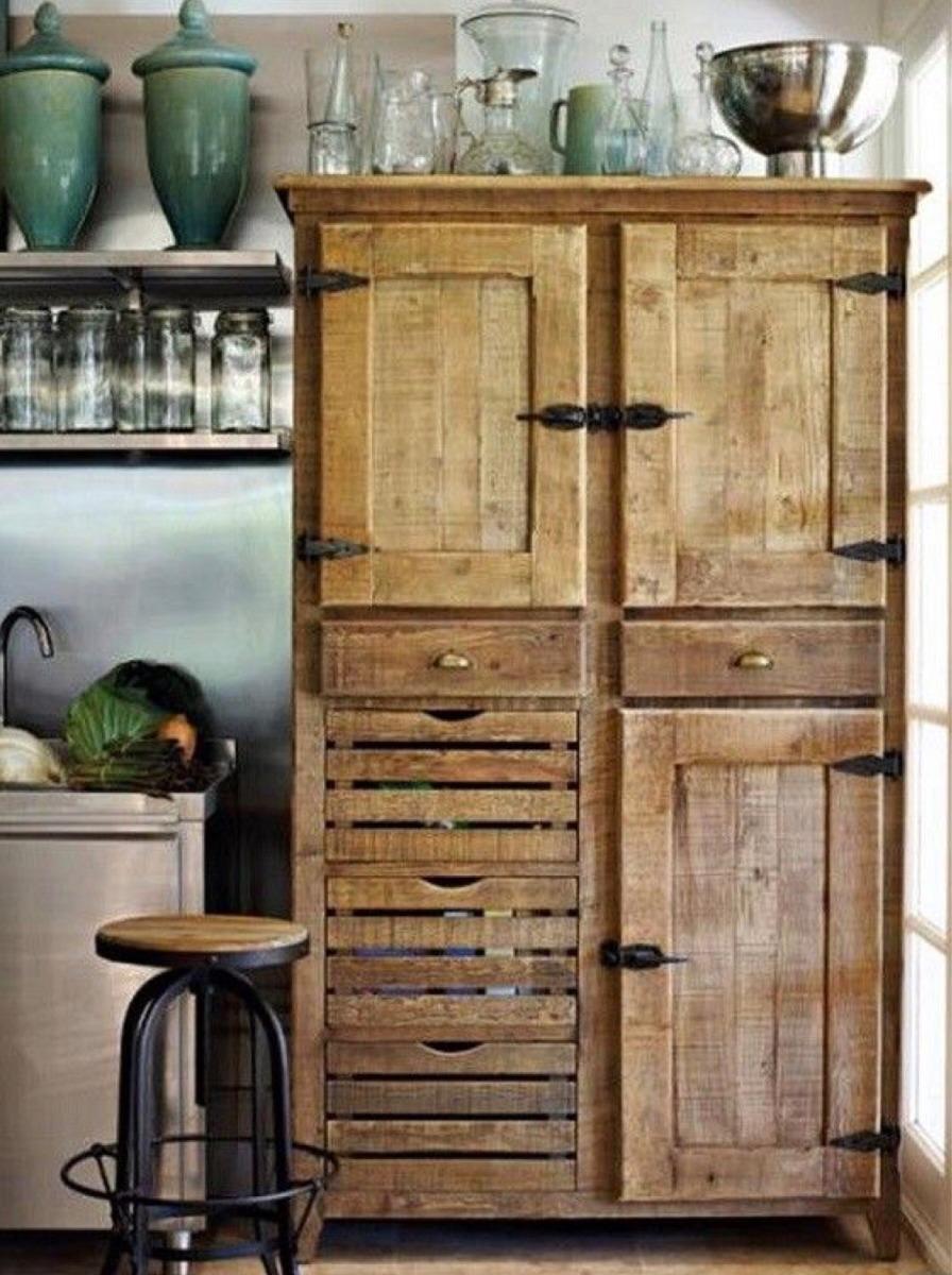 Muebles De Cocina Madera Pallet Palet