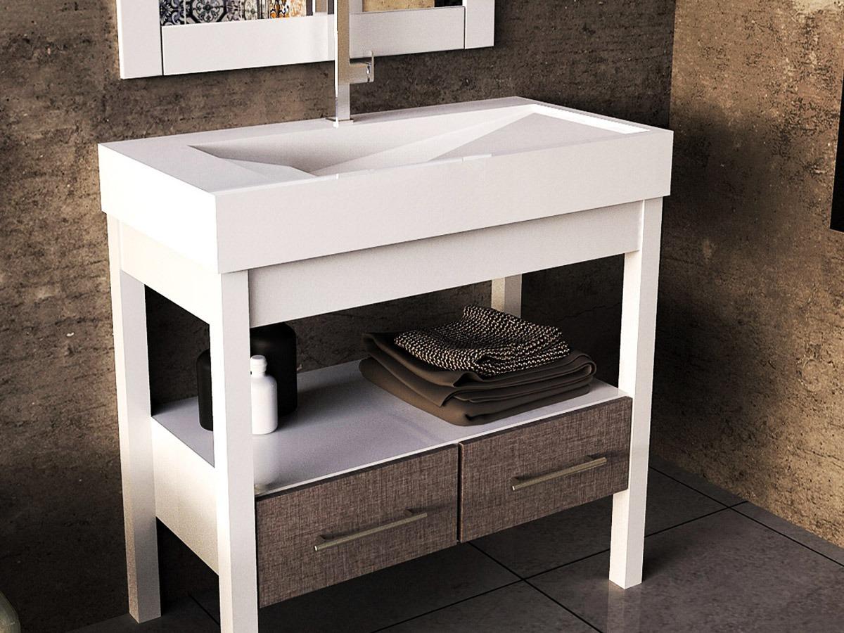 Muebles para ba o modernos linea econ mica montevideo for Muebles de cocina montevideo