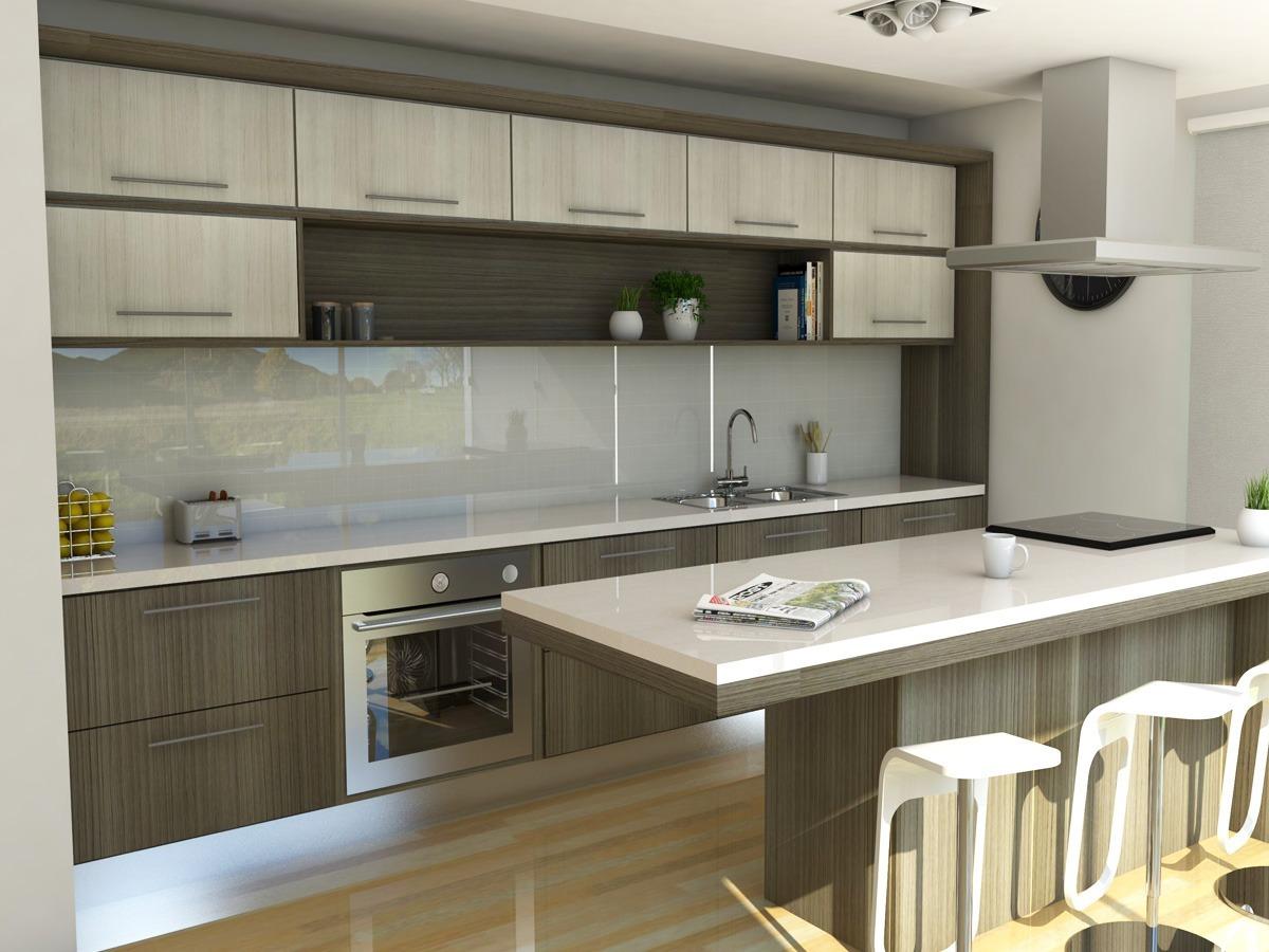 Muebles De Cocinas Modernas Y Economicas.Muebles Para Cocina Modernos Linea Economica Montevideo