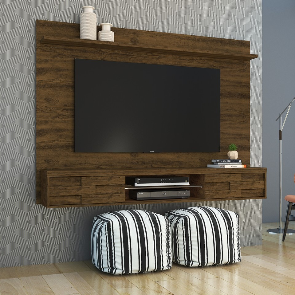 Muebles Rack : Muebles rack panel para tv de hasta pulgadas mobelstore