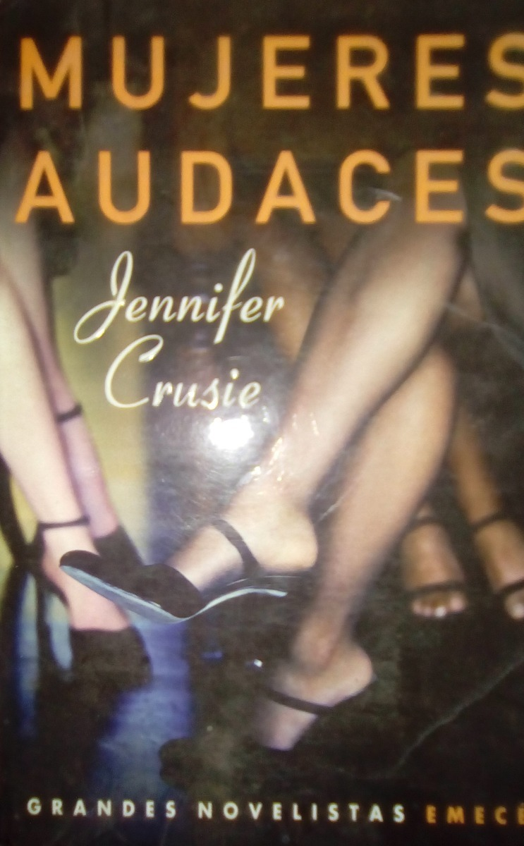 jennifer crusie mujeres audaces