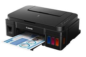 multifunción canon pixma g2100 de chorro de tinta contínuo