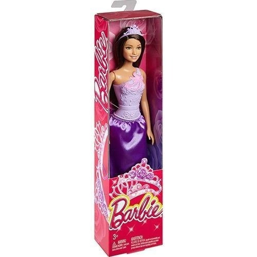 muñeca barbie princesa bailarina basica mattel original