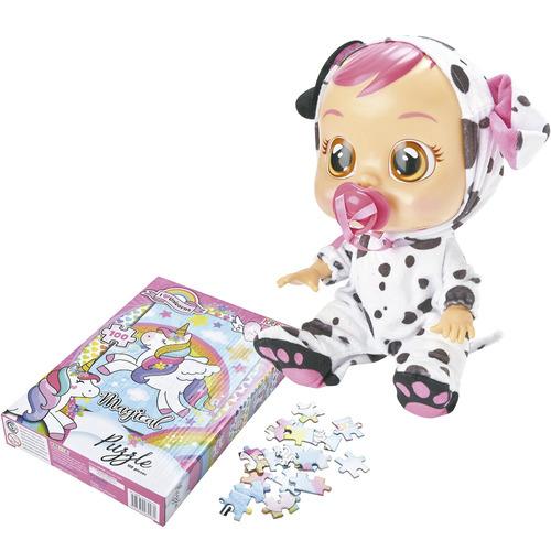muñeca con lagrimas de verdad