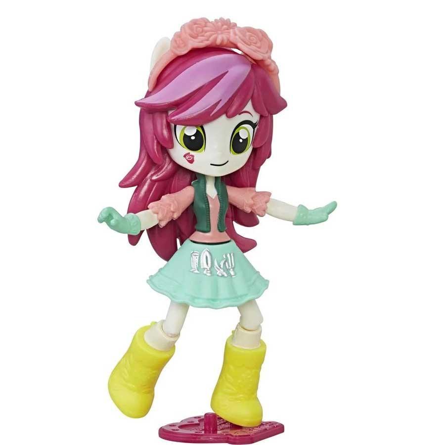 Pony Equstrias Roseluck Muñeca Little My Hasbro Mini Juguete GSzpqUMV