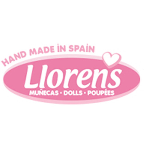 muñeca llorens elena diseño europeo 35cm-ub