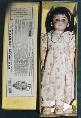 muñecas antiguas jumeau