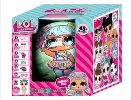 muñecas lol surprise en caja