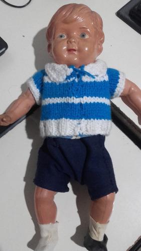 muñeco antiguo!