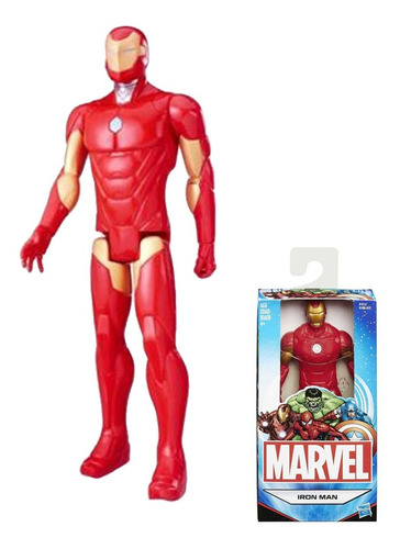 muñeco avengers figuras de accion de iron man