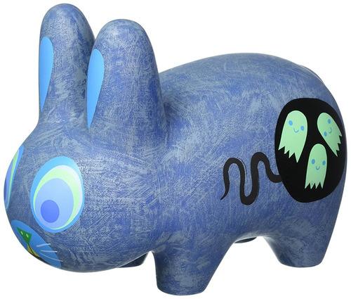 muñeco figura acción kidrobot scaredy labbit by amanda