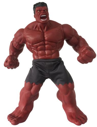 muñeco hulk rojo avengers marvel