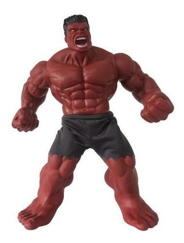 muñeco hulk rojo avengers marvel precio mesirve. envío !