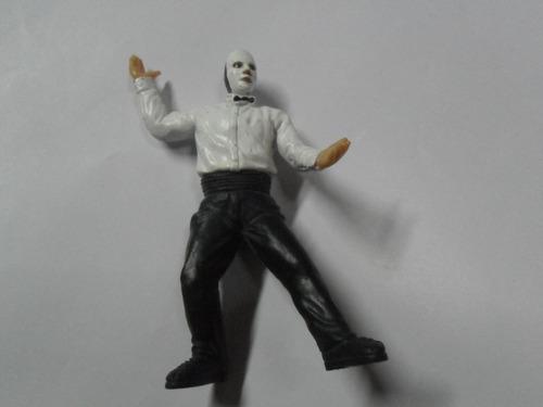 muñeco lucha libre miniatura 100 % lucha ring personaje figu