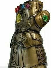 muñeco thanos avengers infinity... lea