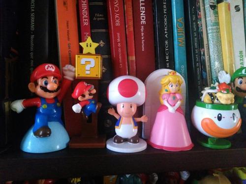 muñecos coleccion mario bros. precio por unidad