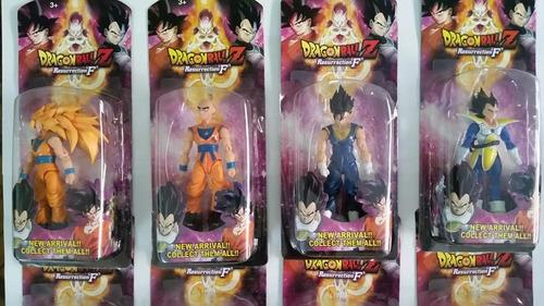 muñecos figura dragon ball z 8 diferentes modelos