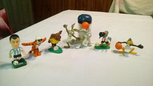 muñecos mini coleccion lomas de zamora
