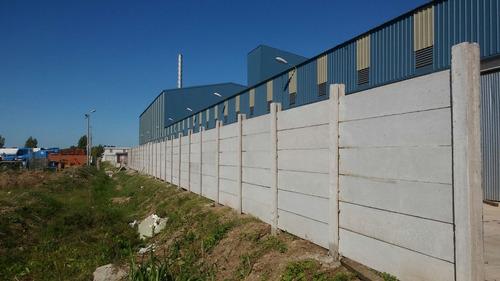 muros prefabricados - soluciones perimetrales